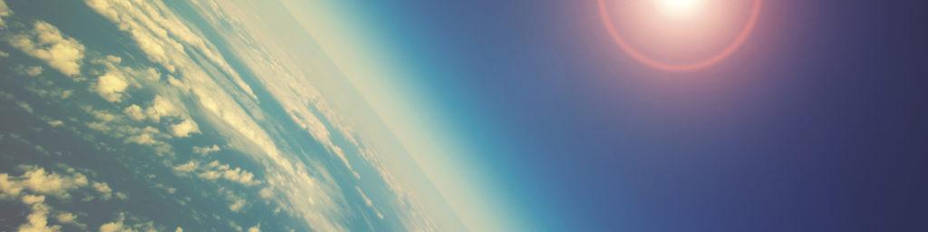 Ozonlagret Dekorativ Bild