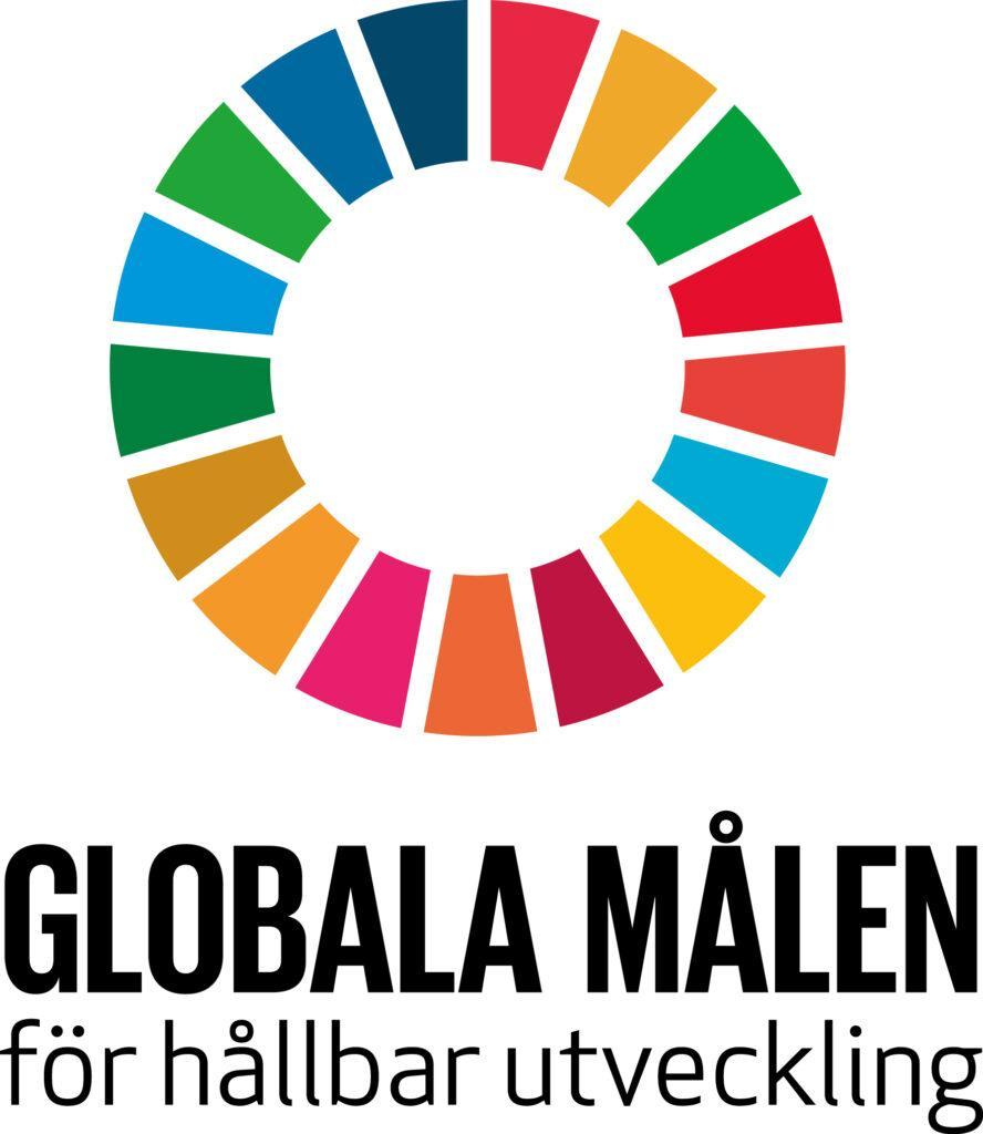Globala Målen för hållbar utveckling Logotyp