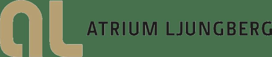 Atrium Ljungberg Logotyp