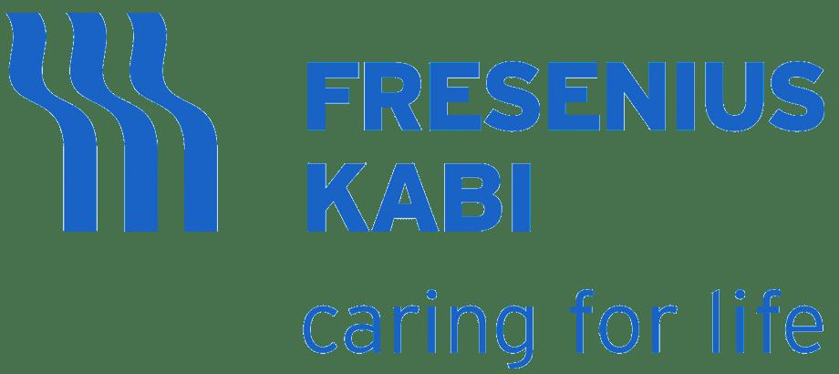 Fresenius Kabi - Caring for life Logotyp