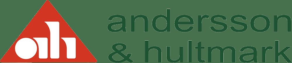 Andersson & Hultmark Logotyp