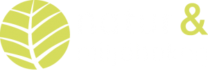 Natur och Miljöboken Logotyp Vit