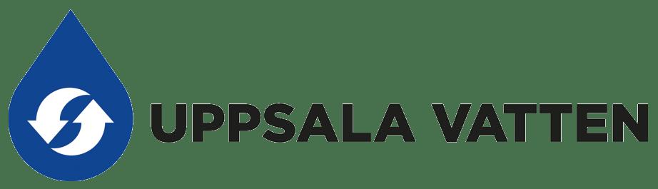 Uppsala Vatten Logotyp